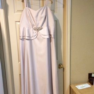 Formal mother of the bride dress w/bolero included